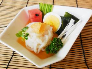 真いか冷麺|寿司ネタ 三笑